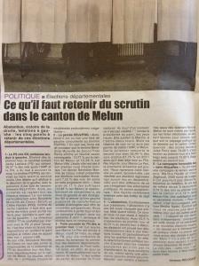 La République de Seine&Marne 30:03:15